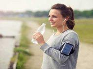 مقدار آب مورد نیاز بدن هنگام ورزش کردن