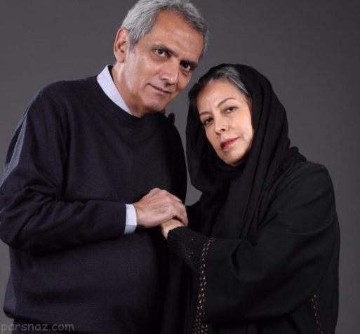 عکسهای بازیگران در کنار همسرانشان در آخر هفته