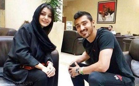 جشن تولد جنجالی ساره بیات با حضور رضا قوچان نژاد