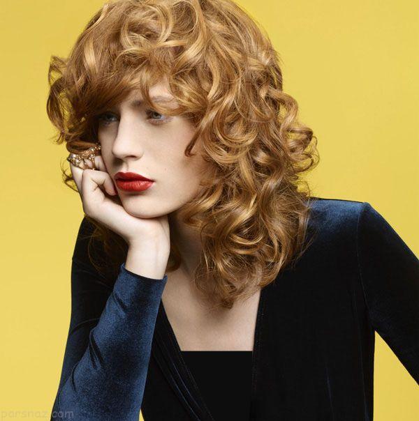 جذاب ترین مدل موهای زنانه و شینیون شیک