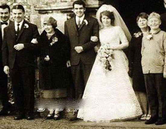 این زن به ازدواج با مردان اعتیاد شدید دارد +عکس