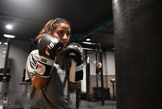 دختران زیبای عربستانی در باشگاه جده +عکس