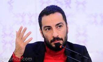 شلوار و تیپ عجیب نویده محمدزاده باز هم سوژه شد