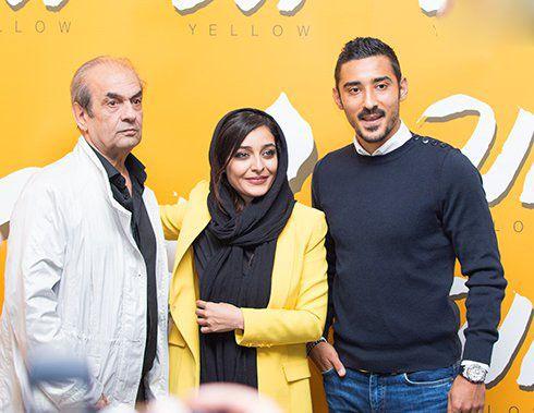 جنجال ماجرای ساره بیات و رضا قوچان نژاد در رسانه ها