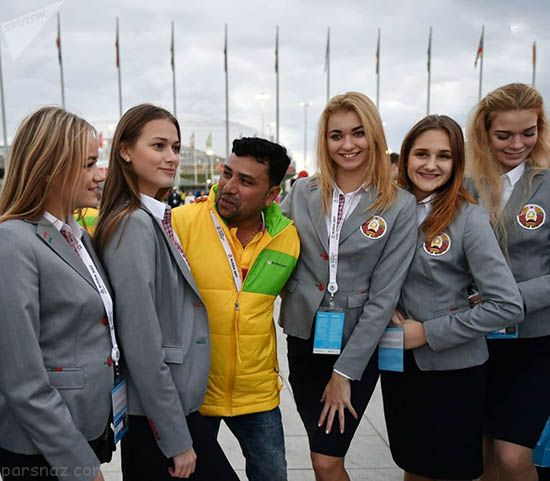 جشنواره زیباترین دختران دانشجوی جهان +عکس