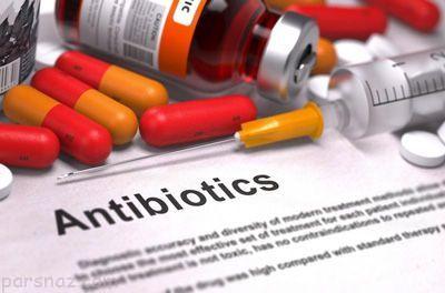 نکات تغذیه هنگام مصرف داروهای آنتی بیوتیک