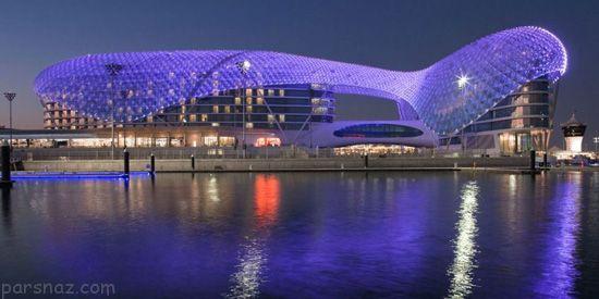 برترین هتل های فرودگاهی دنیا با امکانات لوکس