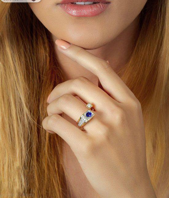 مدل های جدید جواهرات و زیورآلات برند روژ
