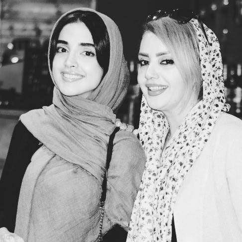 الهه حصاری بازیگر محبوب نسل دهه هفتادی ها