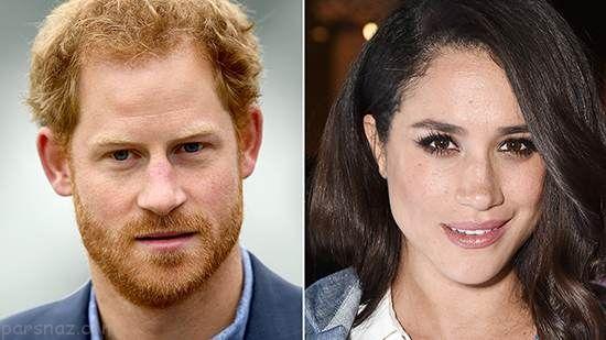 نوه ملکه انگلستان با بازیگر جذاب آمریکایی ازدواج می کند
