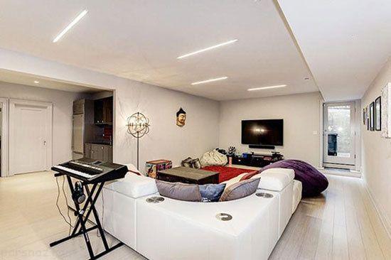 نگاهی به فضای بسیار لوکس و مجلل خانه ایوانکا ترامپ