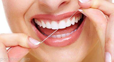 آیا استفاده از نخ دندان برای لثه ها و دندان مضر است؟