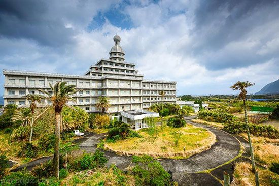وحشتناک ترین اقامتگاه های تفریحی در سراسر دنیا