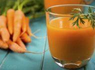 نوشیدن روزانه آب هویج و معجزه آن برای سلامتی