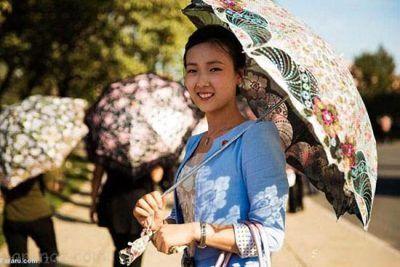 زندگی زنان و دختران در کشور کره شمالی +عکس