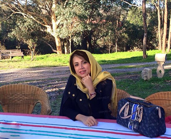مصاحبه با شبنم قلی خانی درباره زندگی شخصی و هنری