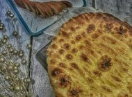 آموزش درست کردن نان سیب گردو دارچین