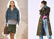 هفت مدل جین مد پاییز و زمستان 2017