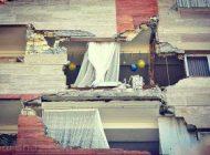 دردناک ترین عکس از حادثه زلزله مرگبار کرمانشاه