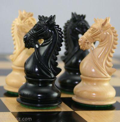 تست هوش جالب حرکت اسب ها در صفحه شطرنج