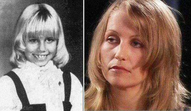 عکس دوران کودکی بی رحم ترین انسان های تاریخ