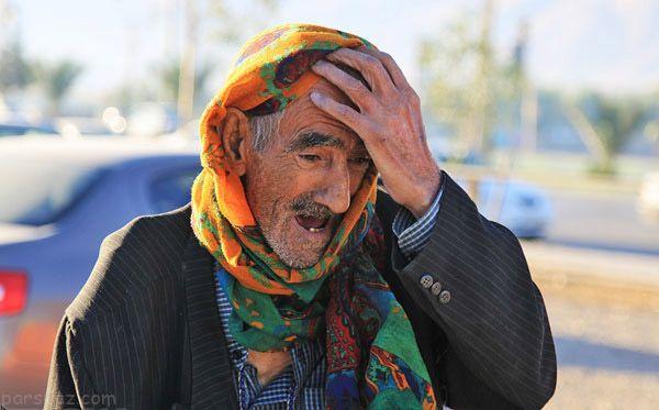 تصاویر تکان دهنده از ضجه و ناله در کرمانشاه
