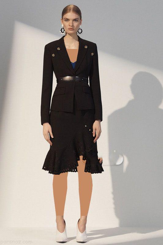 مدل لباس مجلسی شیک برند Prabal Gurung