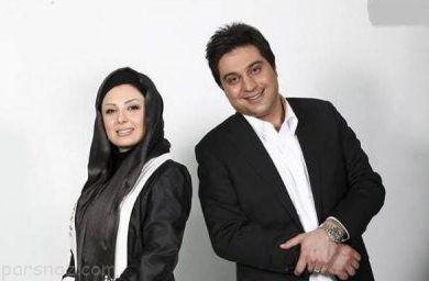 آیا خبر طلاق نیوشا ضیغمی از همسرش واقعیت دارد؟