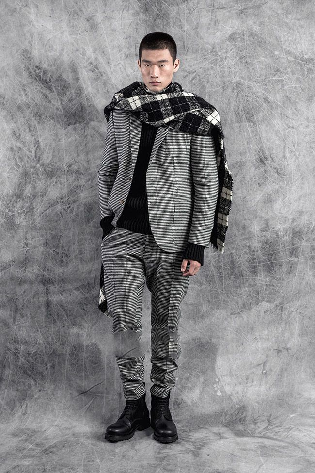 مدل های لباس زمستانی مردانه ermanno scervino