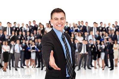 خوش آمدگویی به کارمند و عضو جدید مجموعه