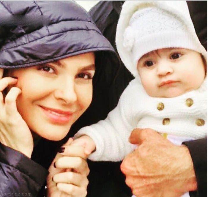 عکس هومن سیدی و همسر جدیدش بیتا اصلانی