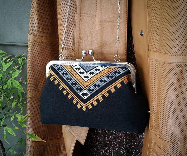 شیک ترین مدل های کیف دستی زنانه برند Rajane