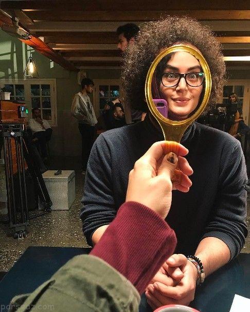 بازیگران زن ایرانی در روز جهانی موفرفری ها