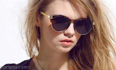شیک ترین مدل های عینک آفتابی زنانه و مردانه
