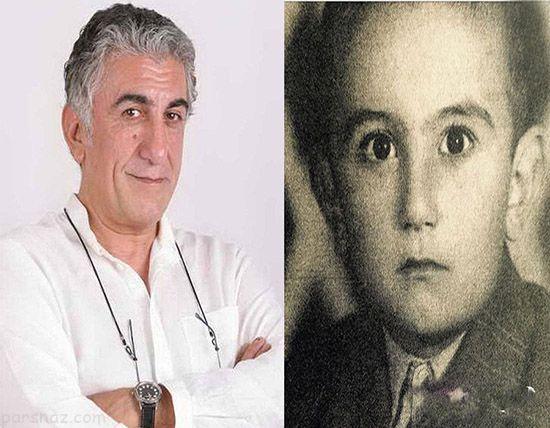 تصاویر دیده نشده قدیمی از مشهورترین بازیگران ایرانی
