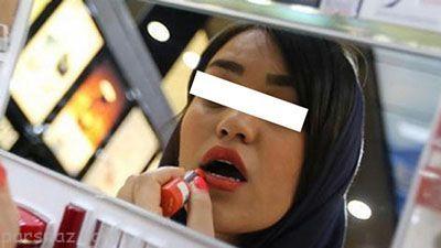 همه چیز درباره غلیظ شدن آرایش دختران ایرانی
