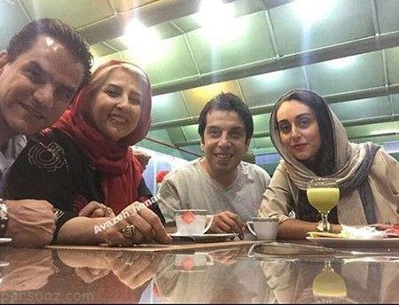 عکس های دیدنی بازیگران با اعضای خانواده شان