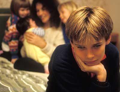 روش هایی برای از بین بردن حسادت بین خواهر و برادرها