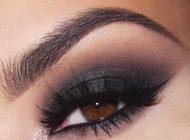 آموزش آرایش دودی برای چشم های قهوه ای