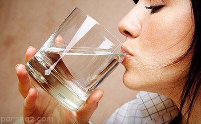 خاصیت های معجزه آسای نوشیدن آب برای سلامتی