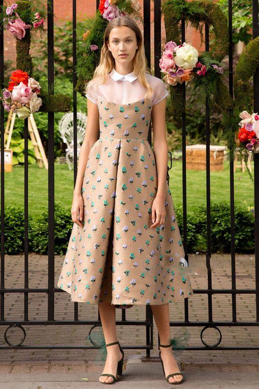 مدل های شیک لباس مجلسی برند Lela Rose