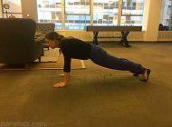 5 ورزش مفید که همه جا می توانید انجام دهید