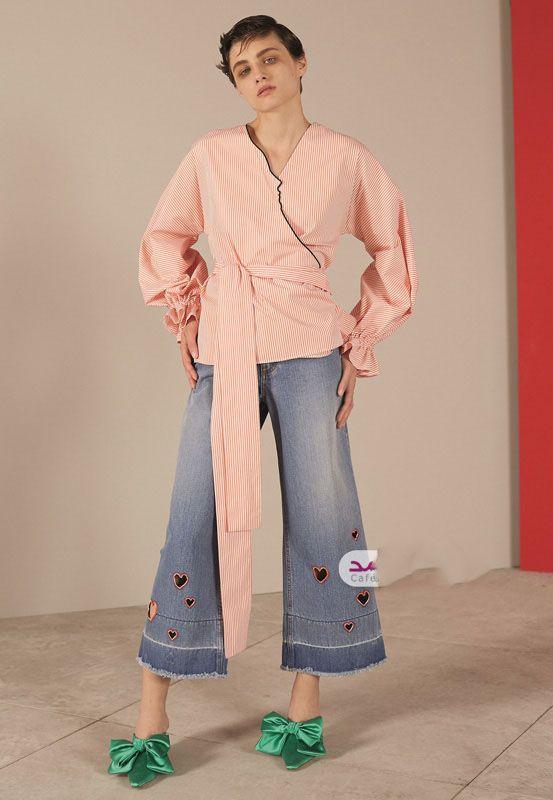 مدل لباس مجلسی شیک برند Vivetta