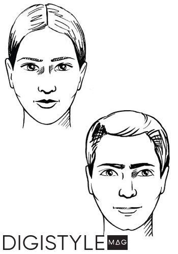 راهنمایی انتخاب عینک آفتابی متناسب با فرم صورت