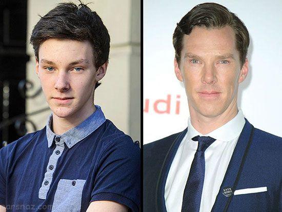 بدل باورنکردنی بازیگران و چهره های مشهور دنیا