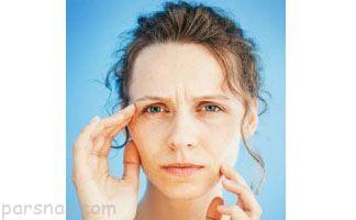تاثیرات عادت ماهانه زنان روی پوست و مو