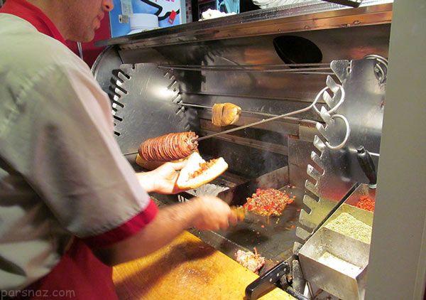 معرفی بهترین غذاهای خوشمزه ترکیه ای
