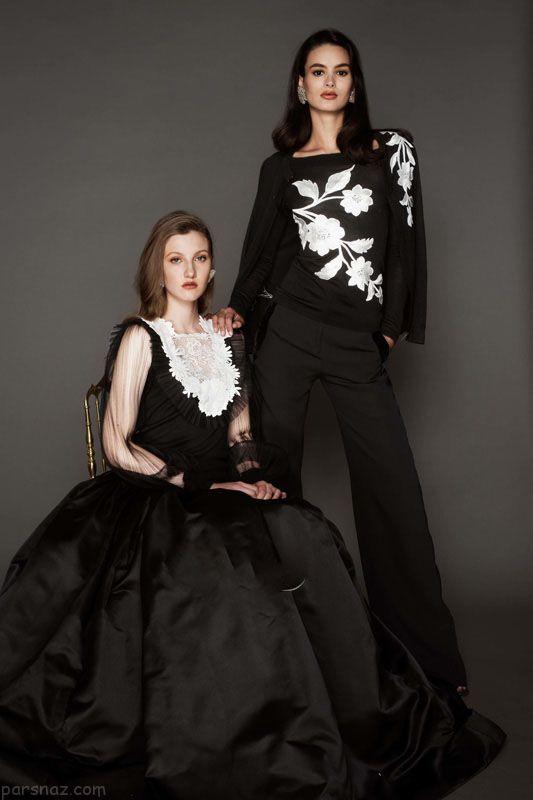 شیک ترین مدل لباس مجلسی برند Naeem Khan