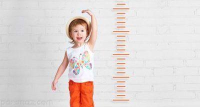 معرفی بهترین روش ها برای افزایش قد کودکان