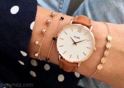 مدل های ساعت مچی زنانه برند CLUSE 2018